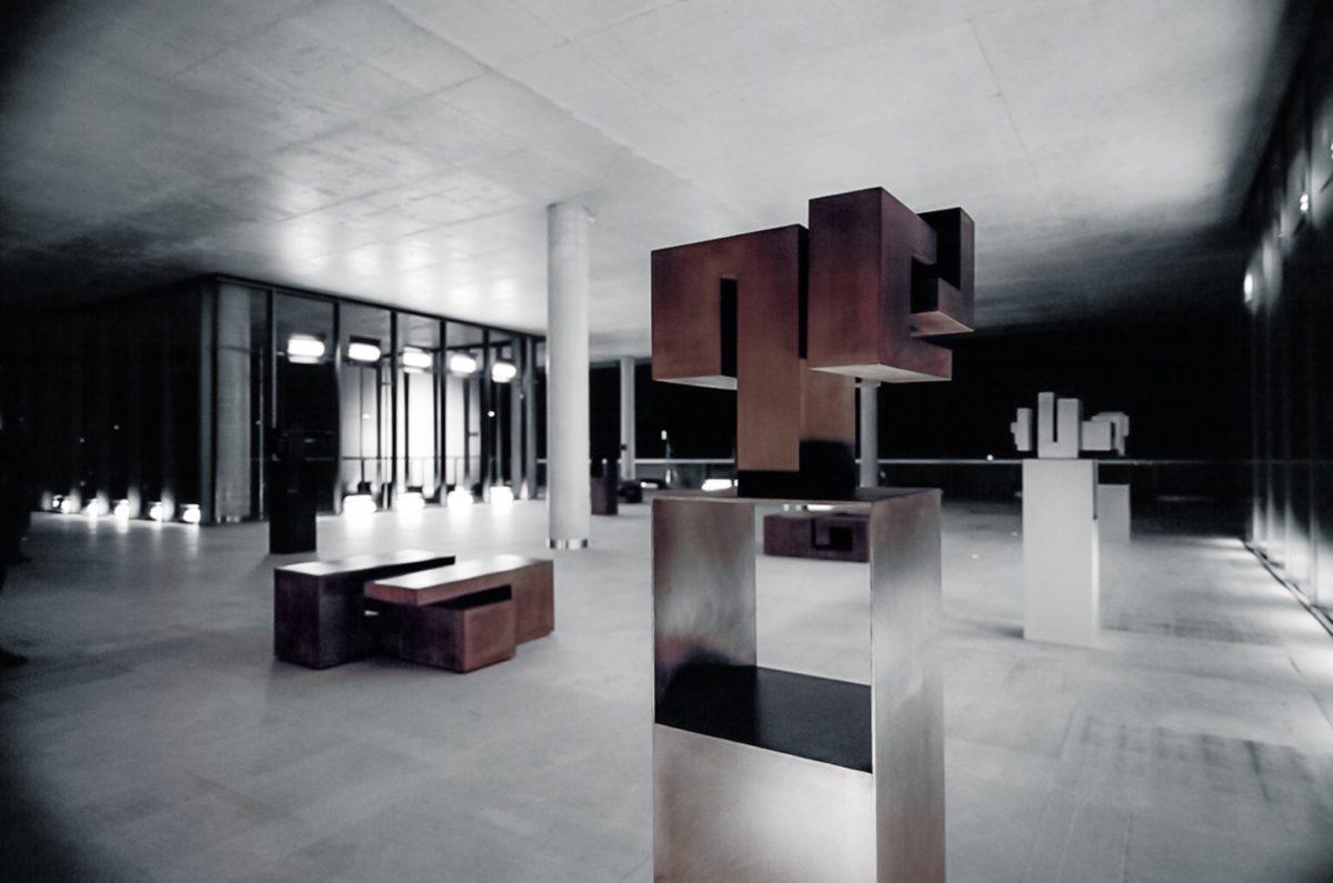 Exposición Escultura 2008 - Arturo Berned