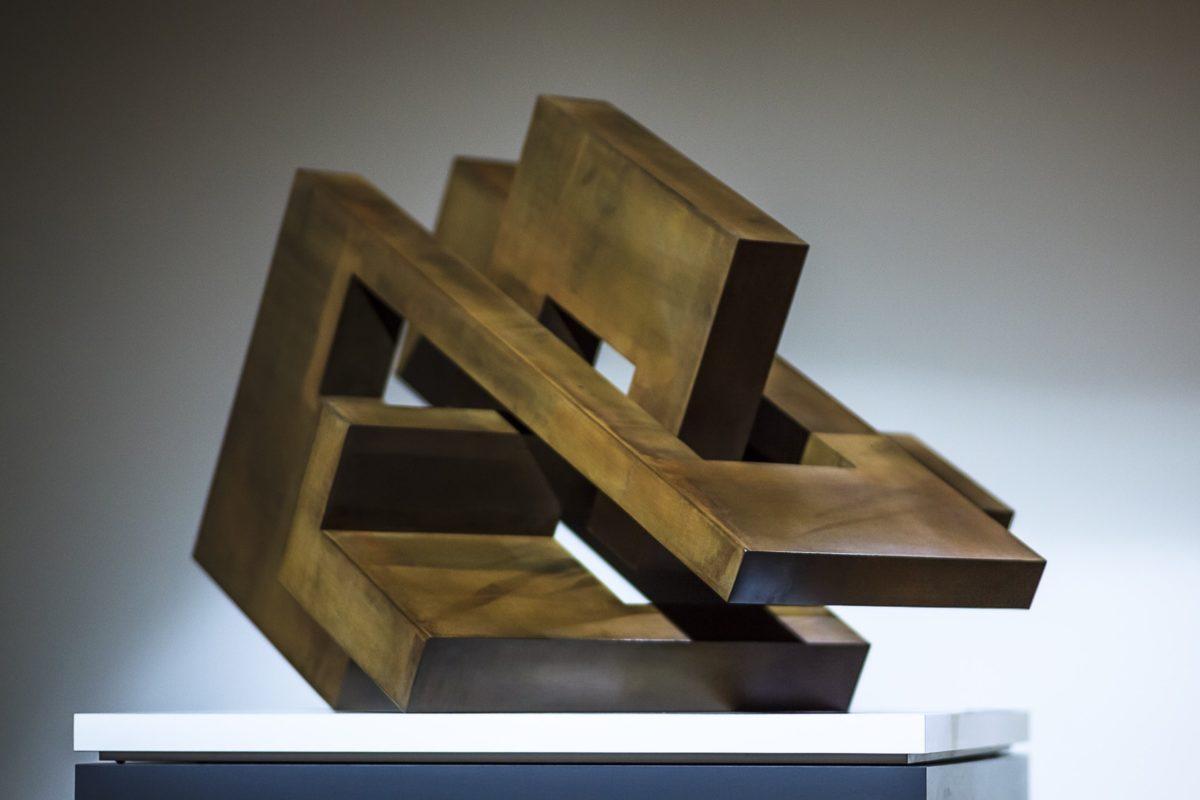 Arturo Berned exhibition at Ansorena Gallery