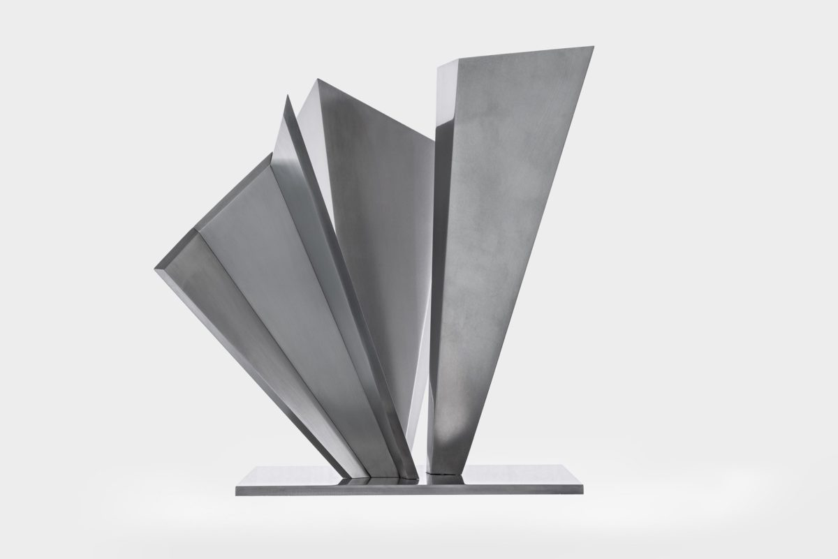 Arturo Berned's sculpture part of the Dual Year Japan Spain collection
