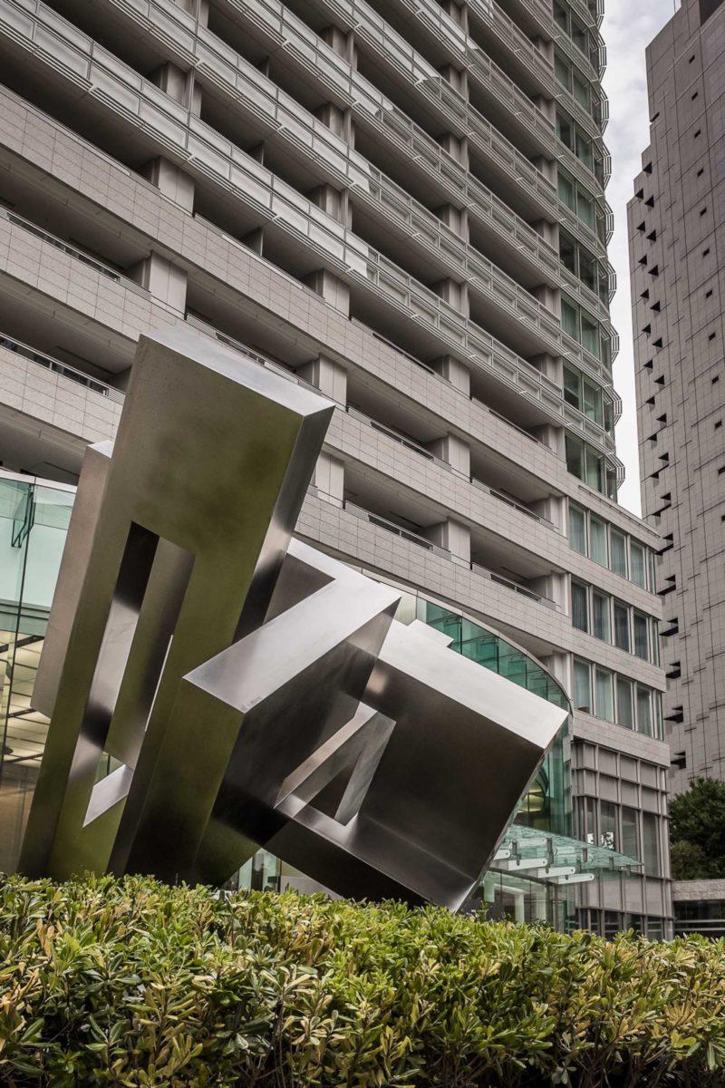 Cabeza Dual Mu creada para el Año Dual España Japón