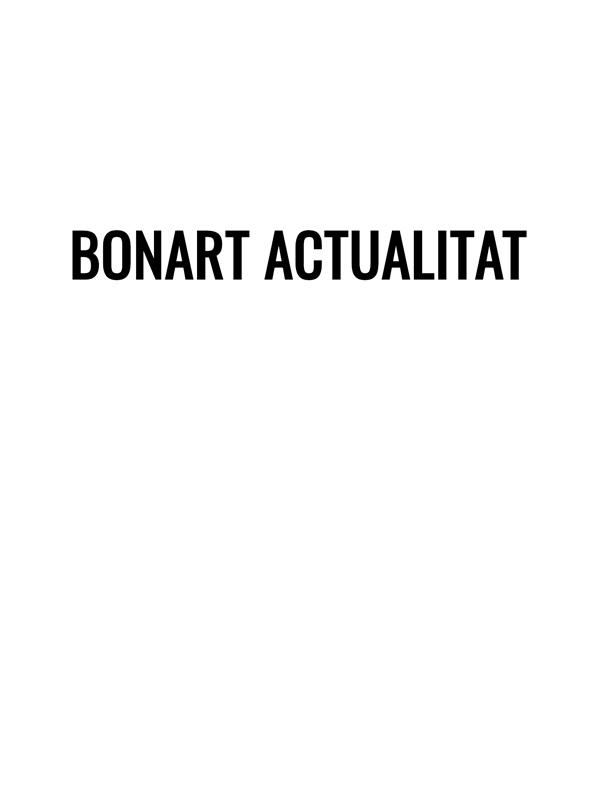 Bonart Actualitat