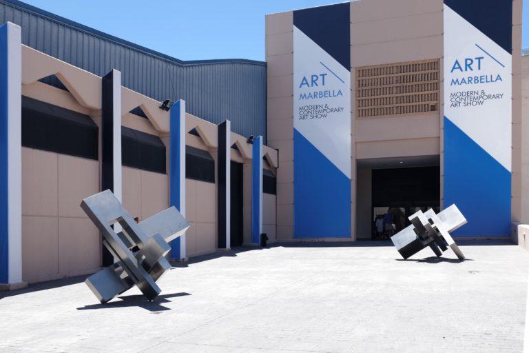 Esculturas de Arturo Berned en Art Marbella