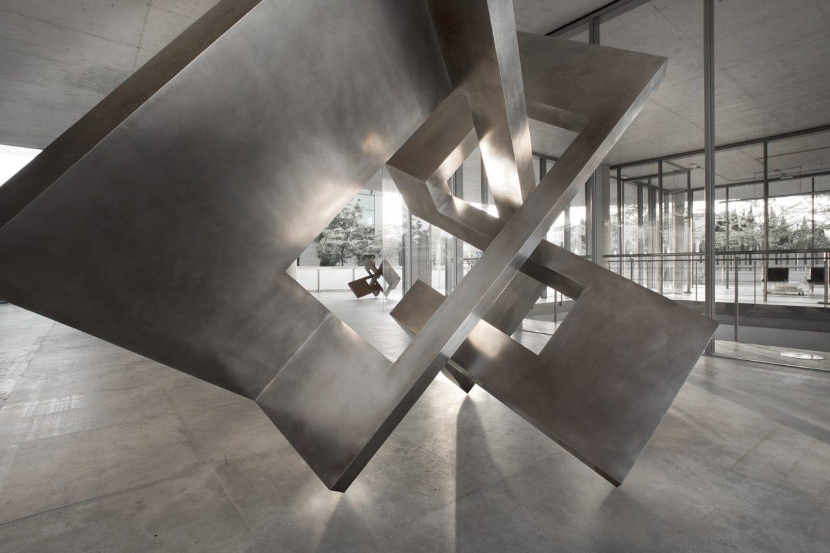 Arturo Berned exposición (1+√5)/2