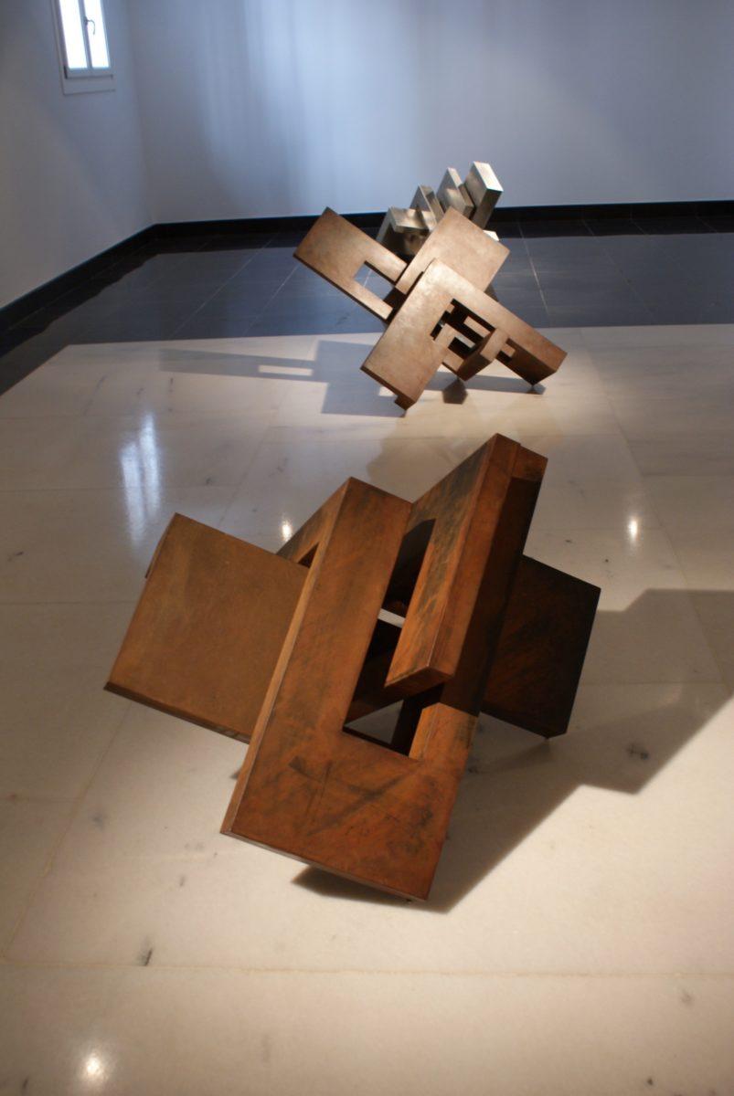 Obras de Arturo Berned en el Estudio Ernesto Palanco