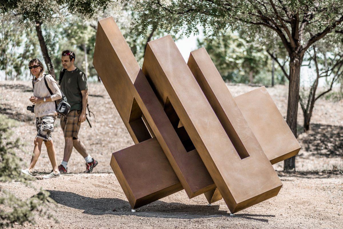 Exposición Parque Internacional de Esculturas