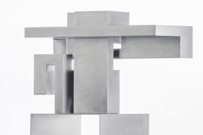 Constructivism - Arturo Berned's sculpture