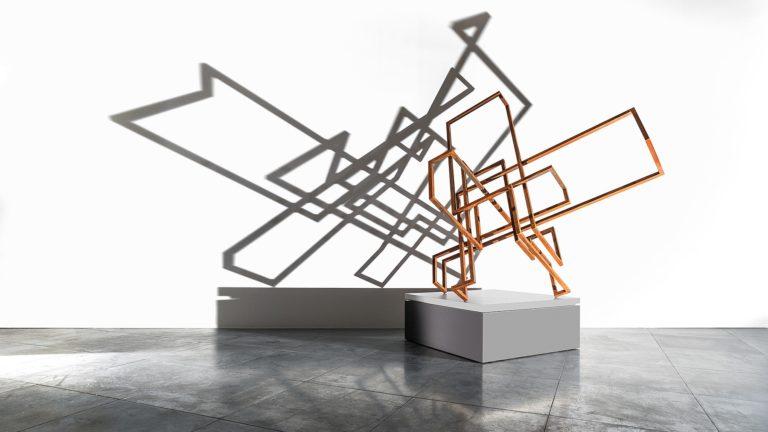 Emptiness - Arturo Berned's sculpture